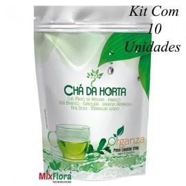 Kit Chá da Horta Com 10 Unidades