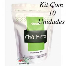 Kit Chá Misto com 10 Unidades Fibras Mais