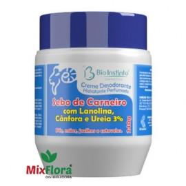 Creme Desodorante Hid Perf Sebo de Carneiro com Lanolina 240g Bio Instinto