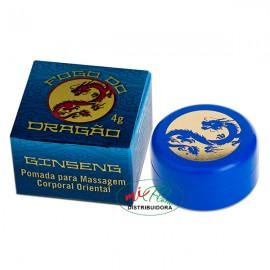 Pomada Fogo do Dragão Ginseng 4g