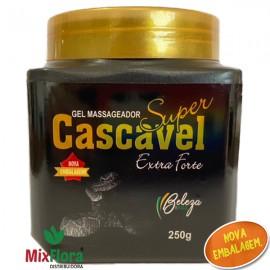 Gel Massageador Cascavel 250g Beleza Brasil