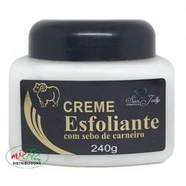 Creme Esfoliante com Sebo de carneiro 240g
