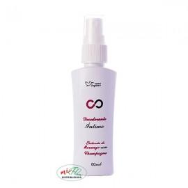 Desodorante Íntimo Morango com Champagne 60mL