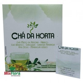 Chá Da Horta 64 Sachês