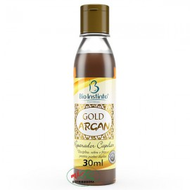 Reparador Capilar Gold Argan 30 mL