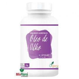 Óleo de Alho 30g - 60 Cápsulas Organza