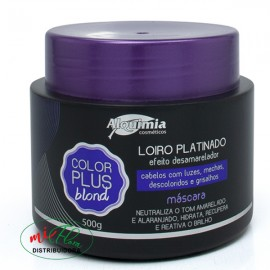 Máscara Capilar Hidratante Collor Plus Blond 500g