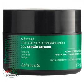 Therapy Máscara Capilar Carvão Ativado 300g