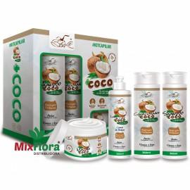 Kit Capilar + Coco Nutrição Profunda Belkit