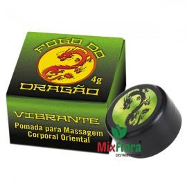 Pomada Fogo do Dragão Vibrante 4g Sofisticatto