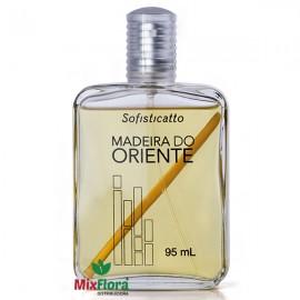Colônia Madeira do Oriente 95mL Sofisticatto