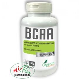 BCAA 1400mg - 110 Cápsulas