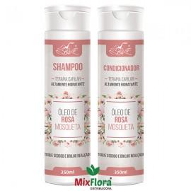 Shampoo + Condicionador Óleo de Rosa Mosqueta Belkit