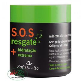 Máscara Capilar SOS Resgate 500g Sofisticatto