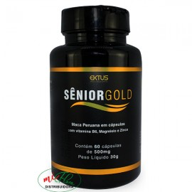 Sênior Gold 500mg 60 Cápsulas