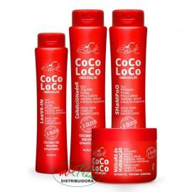 Kit Capilar Coco Loco - BelKit