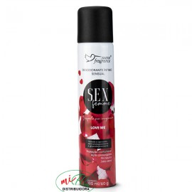 Desodorante Íntimo Sex Femme Love Me 100mL