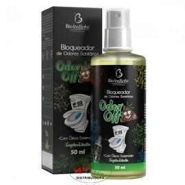 Odor Off Capim limao Bloqueador de Odores Sanitários 50mL