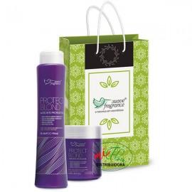 Kit Capilar Protect Blond Suave Fragrance