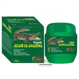 Pomada Jacaré da Amazônia 250g