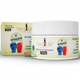 Gel Massageador Detonador 250g Mary Life