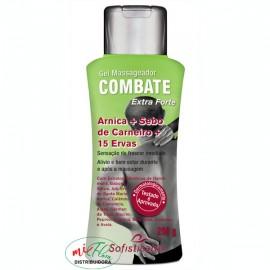 Gel Massageador Combate Arnica + Sebo de Carneiro + 15 Ervas 200g