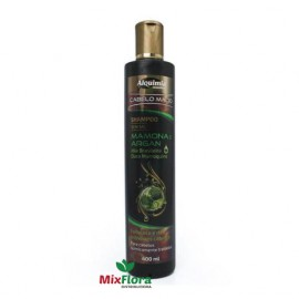 Shampoo Mamona e Argan 400mL Alquimia Cosméticos