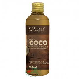 Óleo De Coco 110mL Suave Fragrance
