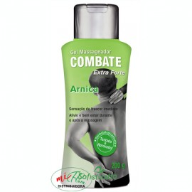 Gel Massageador Combate Arnica 200g
