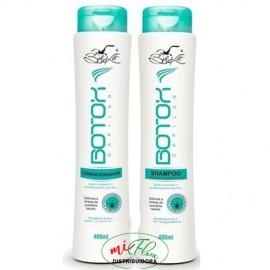 Shampoo + Condicionador Botox Capilar Belkit