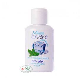 Lover's Gel de Massagem Sensual Menta Ice 30mL