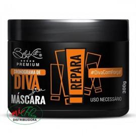 Máscara Cronograma De Diva REPARA 300g Belkit