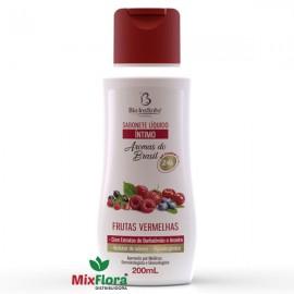 Sabonete Íntimo Aromas Brasil Frutas Vermelhas 200g