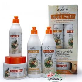Kit Profissional Nutri Forte Cebola e Cavalinha