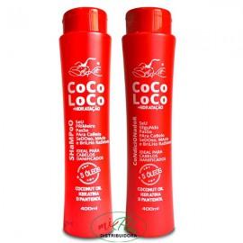 Shampoo + Condicionador Coco Loco Belkit