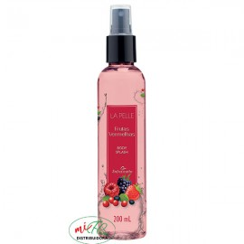 Body Splash Frutas Vermelhas 200mL