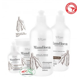 Kit Capilar Mandioca Suave Fragrance