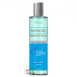 Sabonete Facial Biofacies Pele Normal a Seca 200mL