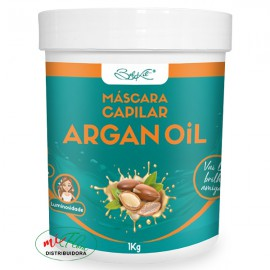 Máscara Capilar Argan Oil 1Kg BelKit