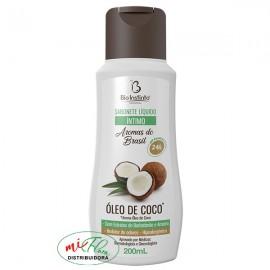 Sabonete Íntimo Aromas do Brasil Óleo de Coco 200mL