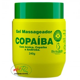 Gel Massageador Copaíba 240g