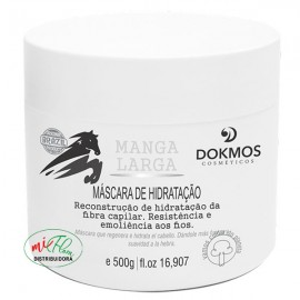 Máscara De Hidratação Manga Larga 500g